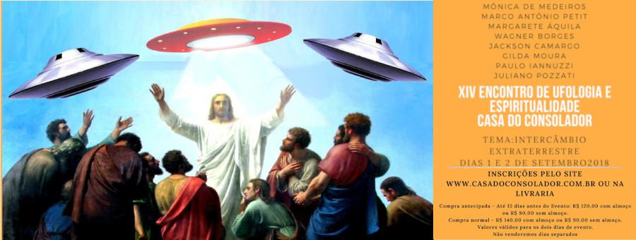 XIV Encontro de Ufologia e Espiritualidade